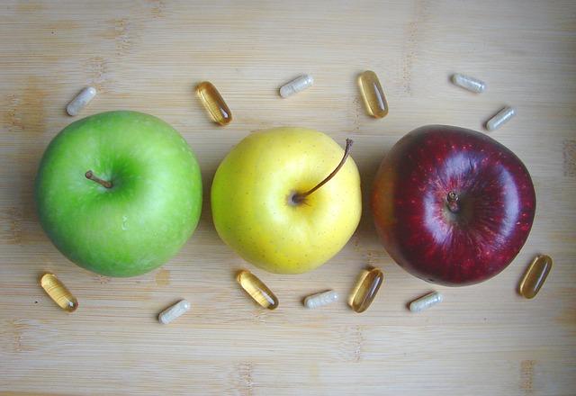 Essential dietary supplementsfor 45 plus