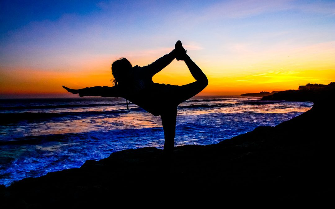 Yoga For A Healthy Midlife Transition