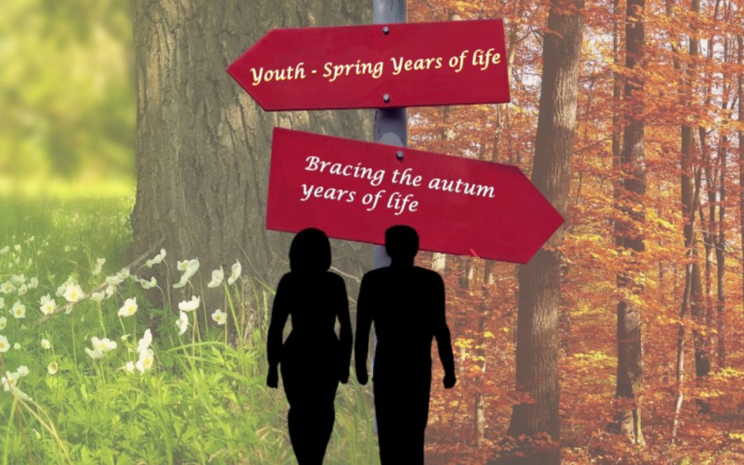 45 – An age that is too 'Young' to be called 'Old' and too 'Old' to be called 'Young'