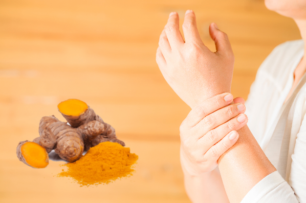 Say good-bye to your aches with Curcumin