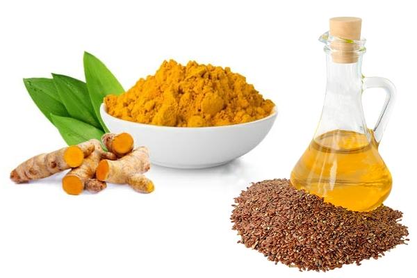 Curcumin And Flax Seed Oil