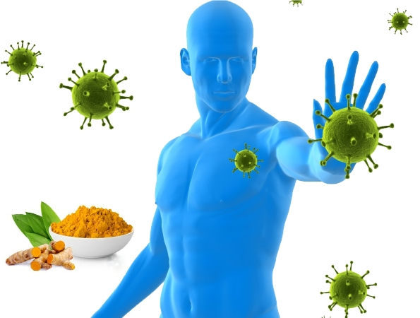 Boost up your immunity with Curcumin