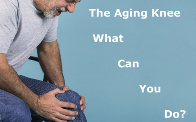 The Aging Knee – What Can You Do?