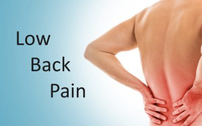 Low Back Pain – Why is it important for 45 plus?