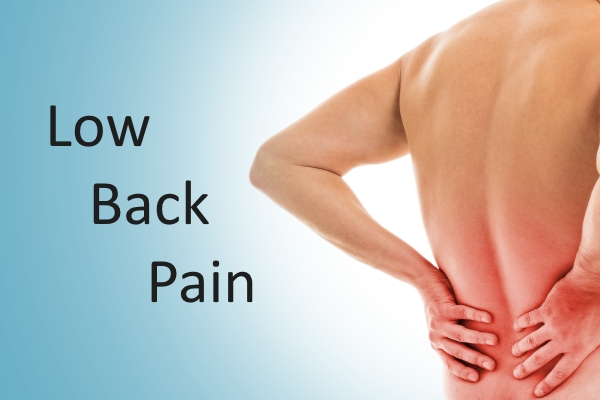 age-related low back pain